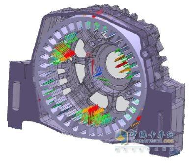 陕汽德龙X5000低摩擦技术