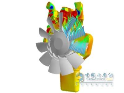 陕汽德龙X5000热管理技术