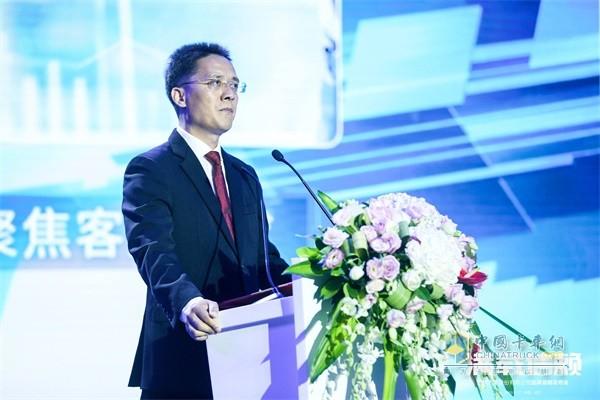 东风汽车股份总经理陈彬先生