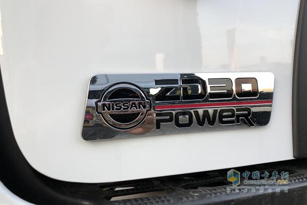 NISSAN技术的ZD30发动机