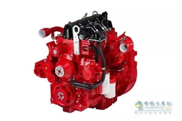 康明斯4.5L发动机