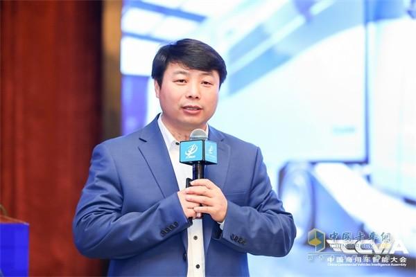 中国汽车流通协会秘书长钟渭平