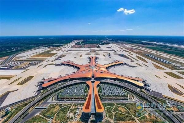 福田欧马可北京大兴国际机场