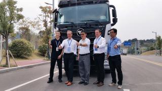 智能网联 欧曼用科技护航安全自动驾驶