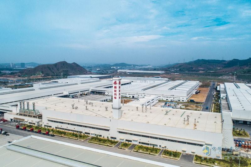 东风柳汽数字化工厂