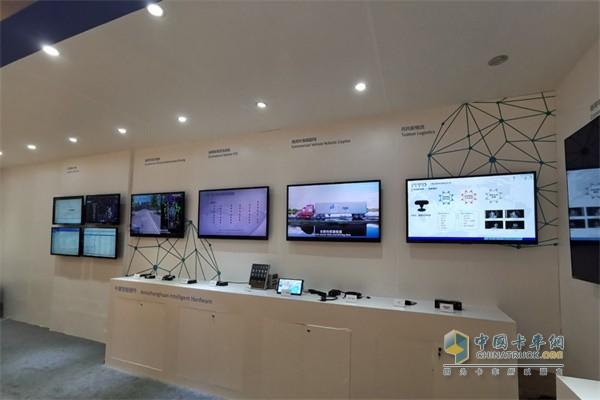 中寰软硬件设备展示