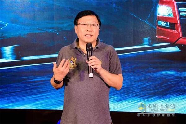 广州创兴商用车有限公司总经理毛维理