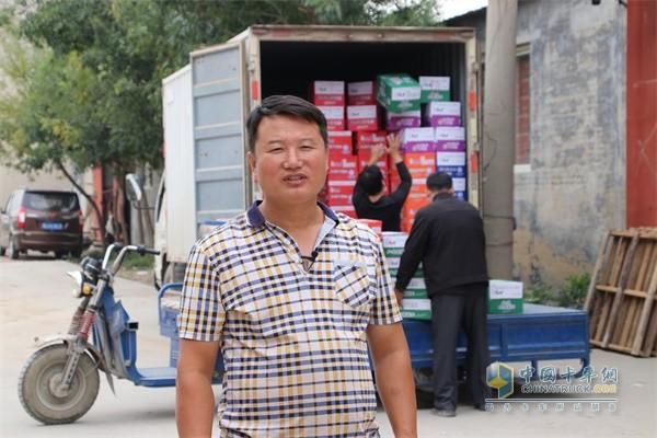 沧州康达食品有限公司的总经理李海旺