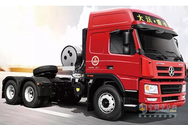 大运汽车LNG国六产品