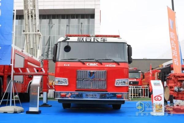 PM60D泡沫消防车