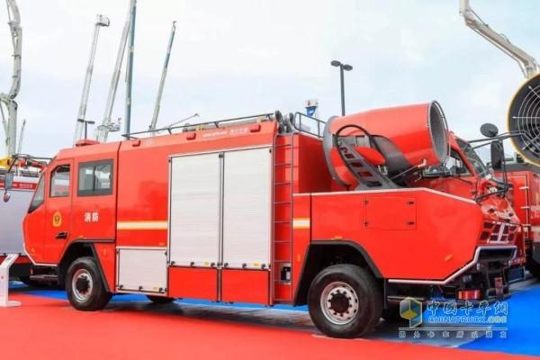 隧道消防车