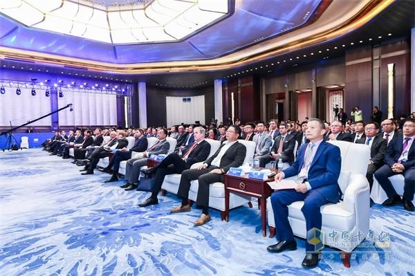 """""""全球化与开放合作""""论坛到场嘉宾"""