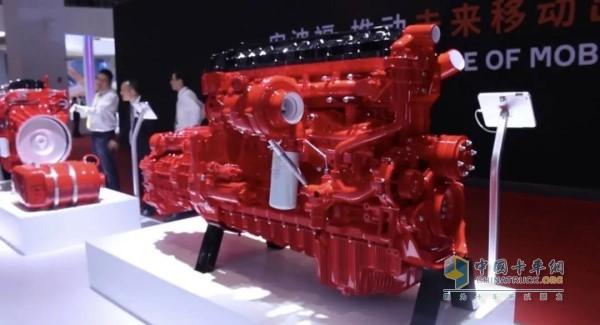 东风康明斯Z14国六发动机