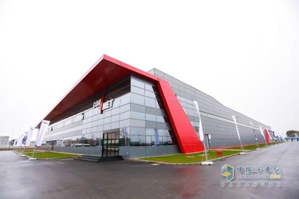 大手笔规划蓝图   康迈为中国市场提供世界级高标准商用车配件