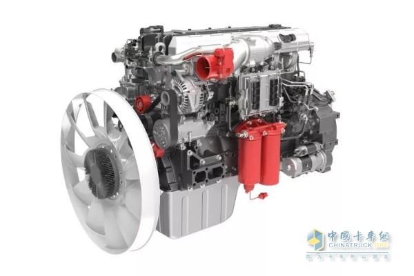 潍柴WP8发动机