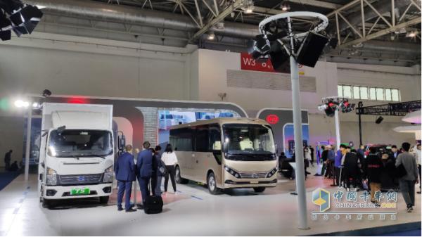 """2019世界智能网联汽车大会来了""""搅局者"""" 原来卡车也可以很智能"""