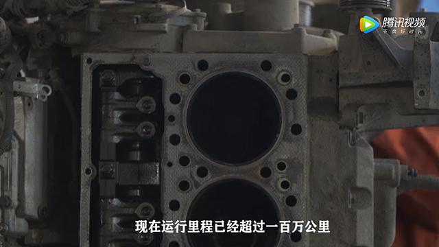 揭秘:原来东风康明斯ISZ百万公里无大修的发动机是这个样子的