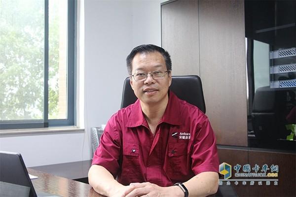 安徽康明斯动力有限公司产品总监陈戎
