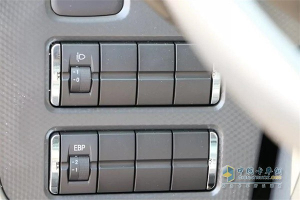 瑞沃ES5搭载EBP智能节油系统