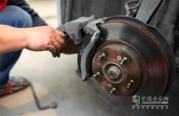 刹车片频繁更换
