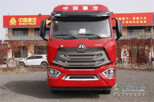 豪瀚N7G燃气车