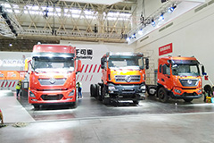 2019武汉车展,东风商用车为可靠而来