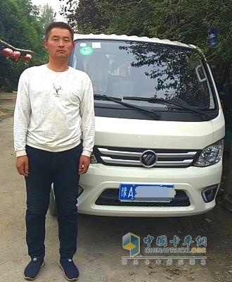 郭坡涛和他的祥菱微卡