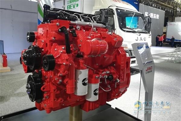 安徽康明斯B4.5系列国六柴油发动机