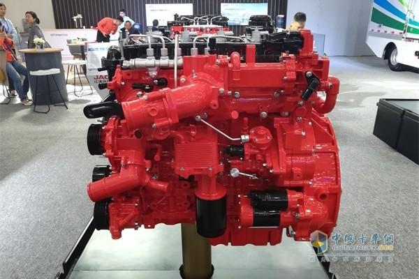 安徽康明斯3.0L柴油发动机
