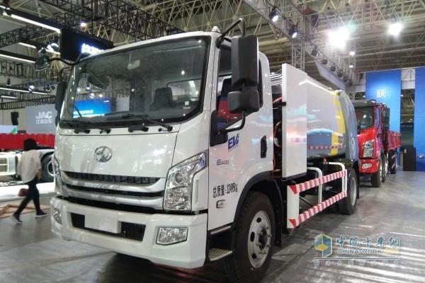 新能源EC500 专用车
