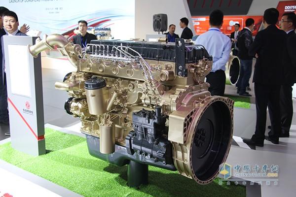 东风商用车龙擎DDi75发动机