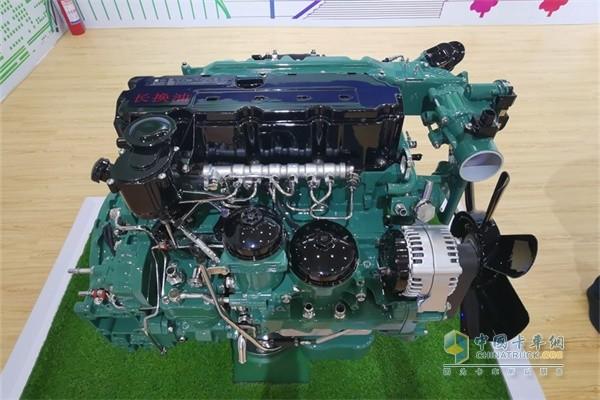 解放动力CA4DK1-E6系列柴油机