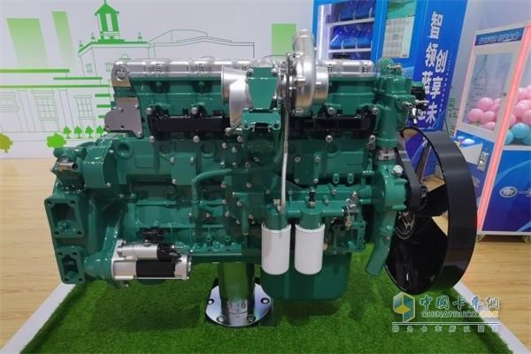 解放动力CA6DLD-E6系列柴油机