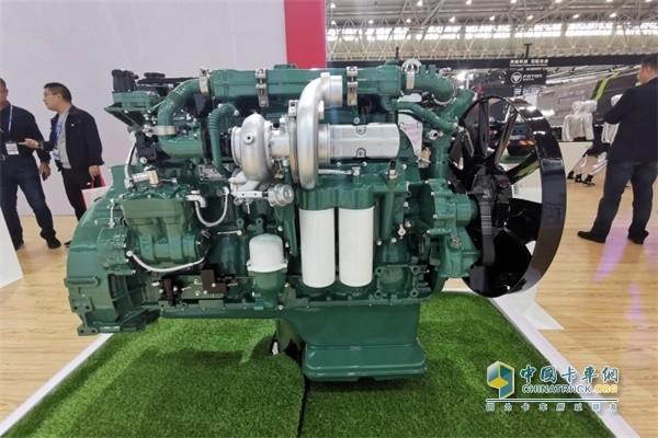 解放动力CA6DM3-E6系列柴油机