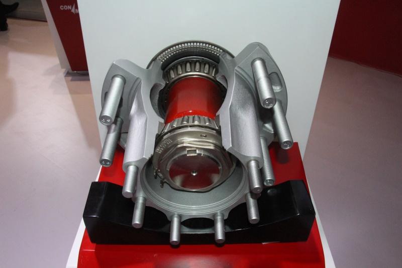 3-R系列鼓式铝制后轮毂