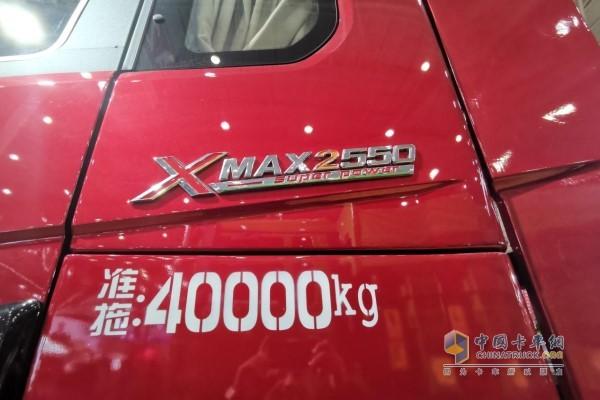 潍柴WP13发动机最大功率为550马力