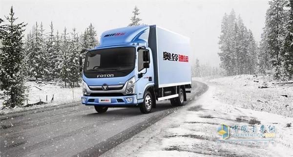奥铃速运寒区版主油箱增加燃油加热功能