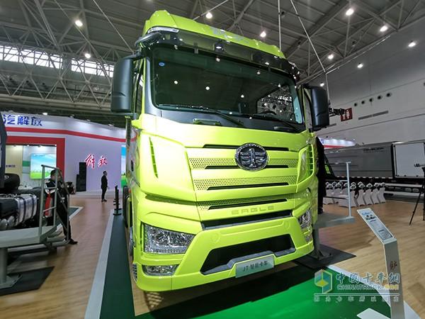 J7智能卡车