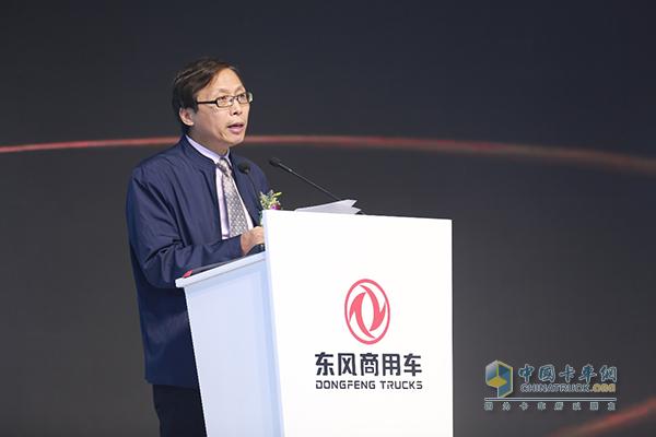 商用汽车杂志社总编辑、中国年度卡车评委会成员肖献法先生