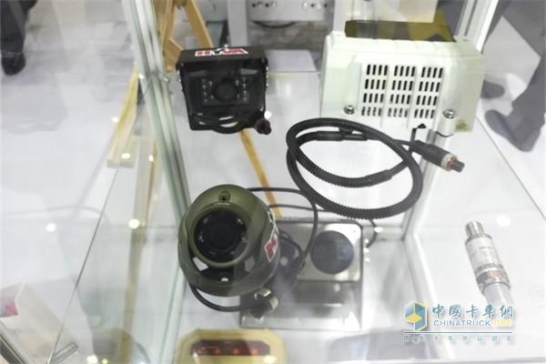 智能云控制系统摄像头