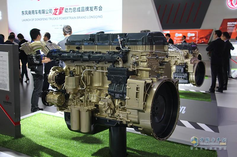 龙擎DDi11发动机