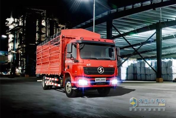 2019款德龙L3000载货车
