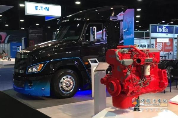 2020版X15节能版系列发动机