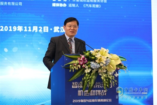 东风汽车股份有限公司执行副总经理李祥平