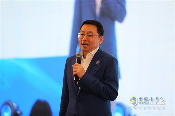 中集车辆(集团)股份有限公司 CEO 兼总裁李贵平