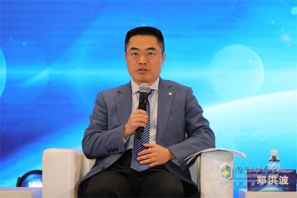 东风商用车销售公司副总经理 郑宏波