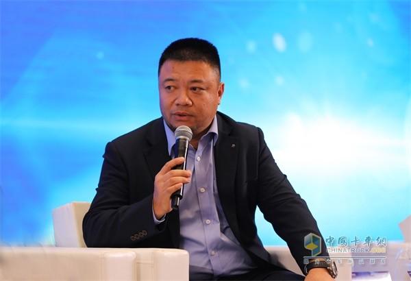 BPW(梅州)车轴有限公司销售公司副总经理 廖志扬