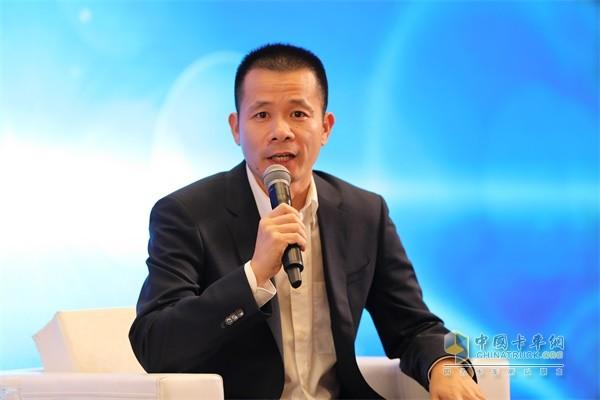 赤湾东方物流有限公司助理总经理 吴涛