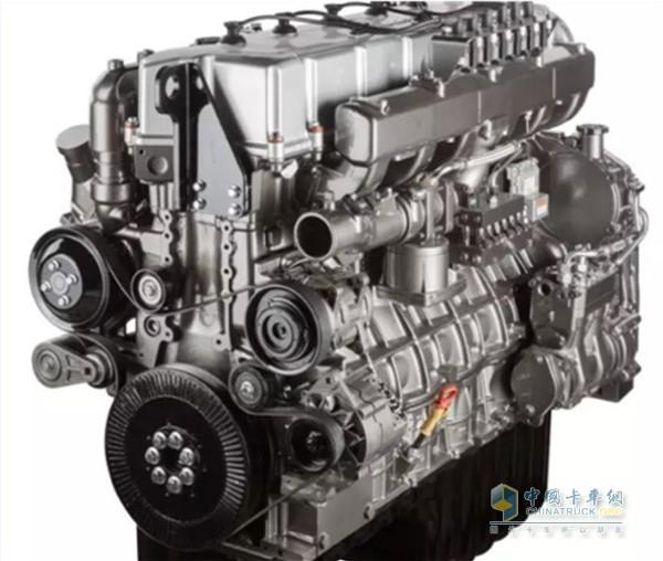 上汽动力E系列LNG国六发动机