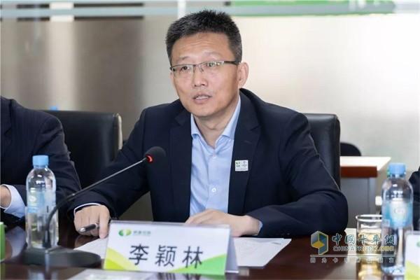 顺鑫控股集团党委副书记、经理李颖林